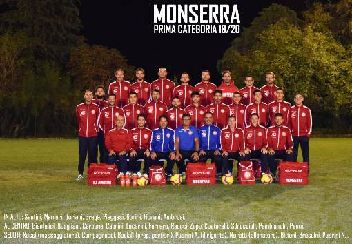 calcio monserra 2019-2020