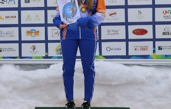 Sport Pattinaggio su Ghiaccio: La Senigalliese Camilla Zazzarini Campionessa Italiana All Round Junior (VIDEO)